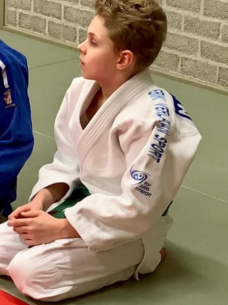 Top Judo Utrecht Erik Verlaan Sport
