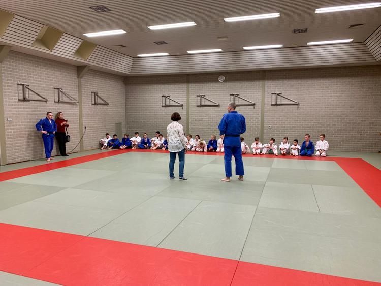 Top Judo Utrecht Lunetten