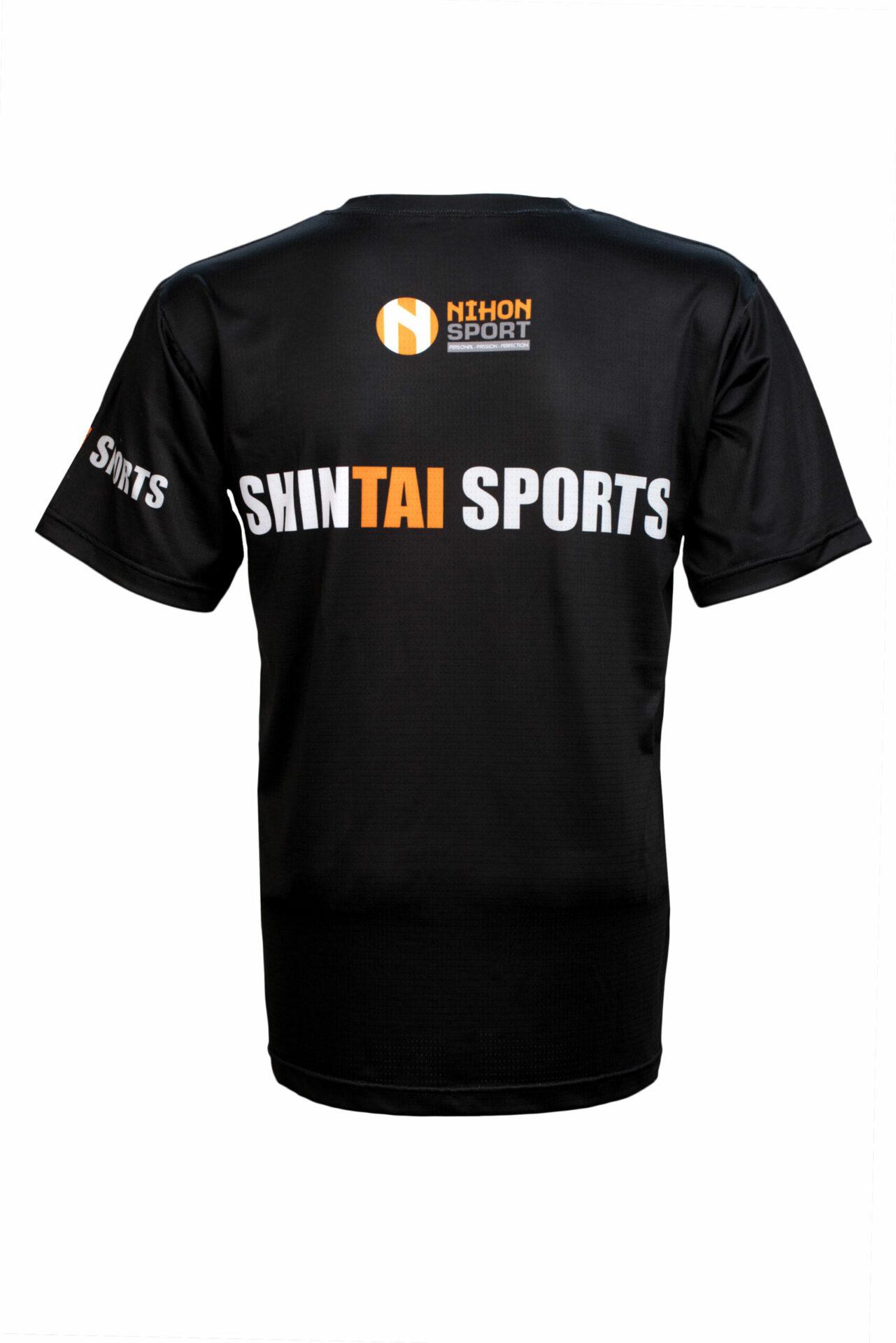 gesublimeerd sport shirt of rash guard