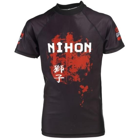 Nihon Rashguard Tora  Op = OP