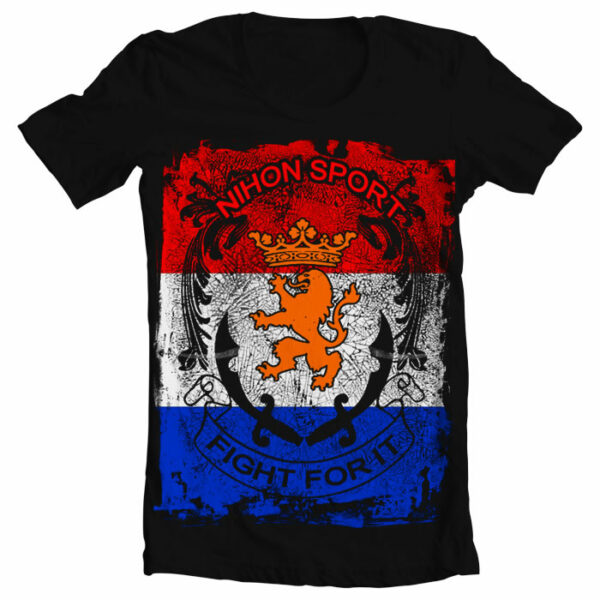 Nihon T-Shirt Fight for it NL