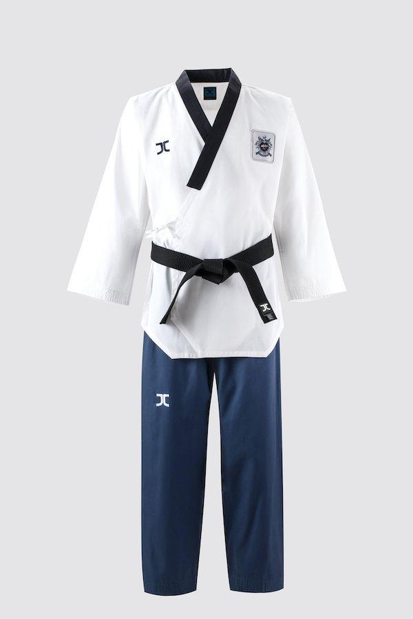 Poomsae dames-taekwondopak dan (dobok) Diamond   JCalicu WT