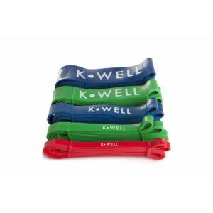 KWELL Kit Power Loop | 5 stuks elk eigen mate van weerstand