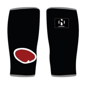 enkelbeschermer omkeerbaar Nihon | Zwart/Rood