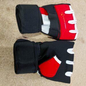 Nihon Performance Quick Wrap | Rood Zwart Wit