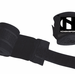 bandage Nihon klitteband | Rood/Zwart/Wit