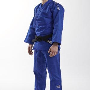 Ippon Gear Fighter Legendary blauwe regular judojas
