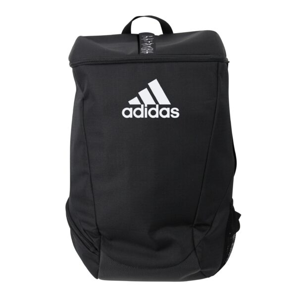 Adidas rugzak met Martial Arts-opdruk | zwart-wit | 3 maten
