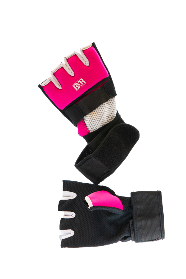 Performance Quick Wrap BXR | roze-zwart-wit