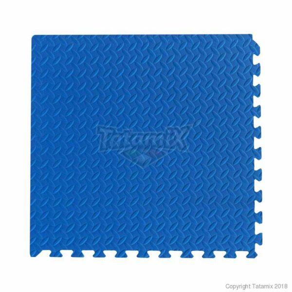 gym & spel Tatamix | 1 cm | blauw