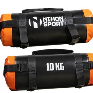 Powerbag Nihon | zwart met accentkleur | gewicht 5 - 25 kg