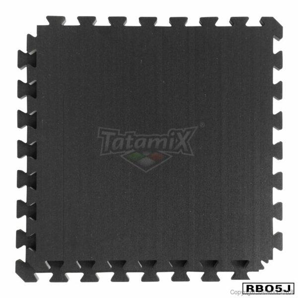 Gym- & fitnessmat Tatamix   1 cm   rubber + EVA   50 x 50