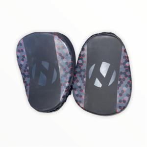 Focushandschoenen (focus mitts) Honeycomb Nihon | rood