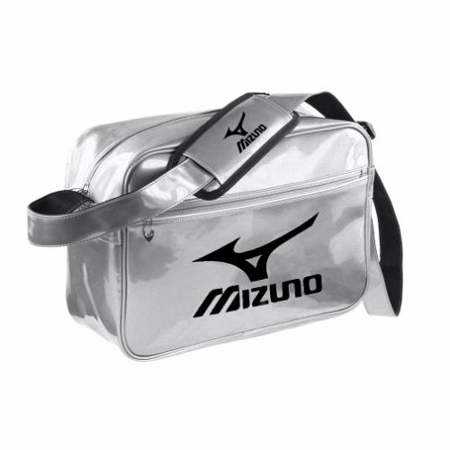 Mizuno Shunzui tas met zilver/zwart logo