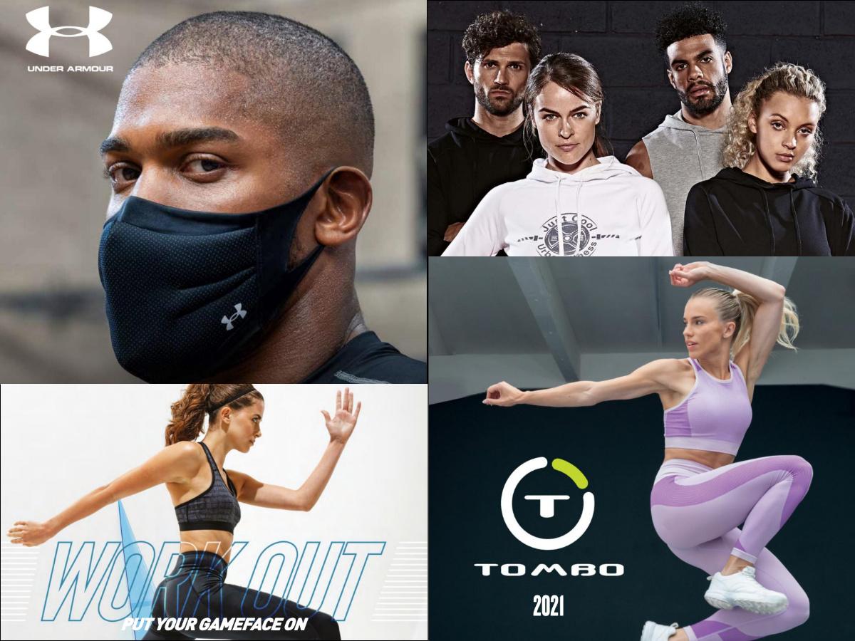 Nieuwe merken met (sport)kleding toegevoegd