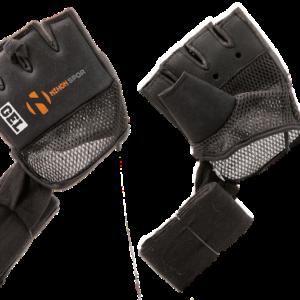 Binnenhandschoen (inner glove) Mexican wrap Nihon | zwart