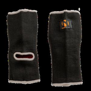 Enkelbeschermer omkeerbaar Nihon | zwart-rood