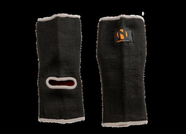 Enkelbeschermer omkeerbaar Nihon   zwart-rood