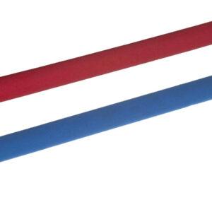 Soft sticks set voor jiujitsu Nihon | rood en blauw