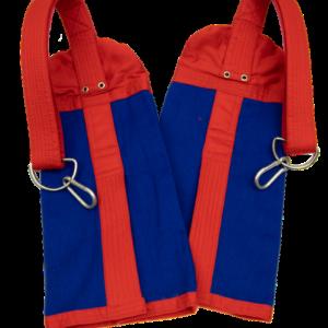 Griptrainer voor kumi-kata Nihon | set van 2 | rood-blauw