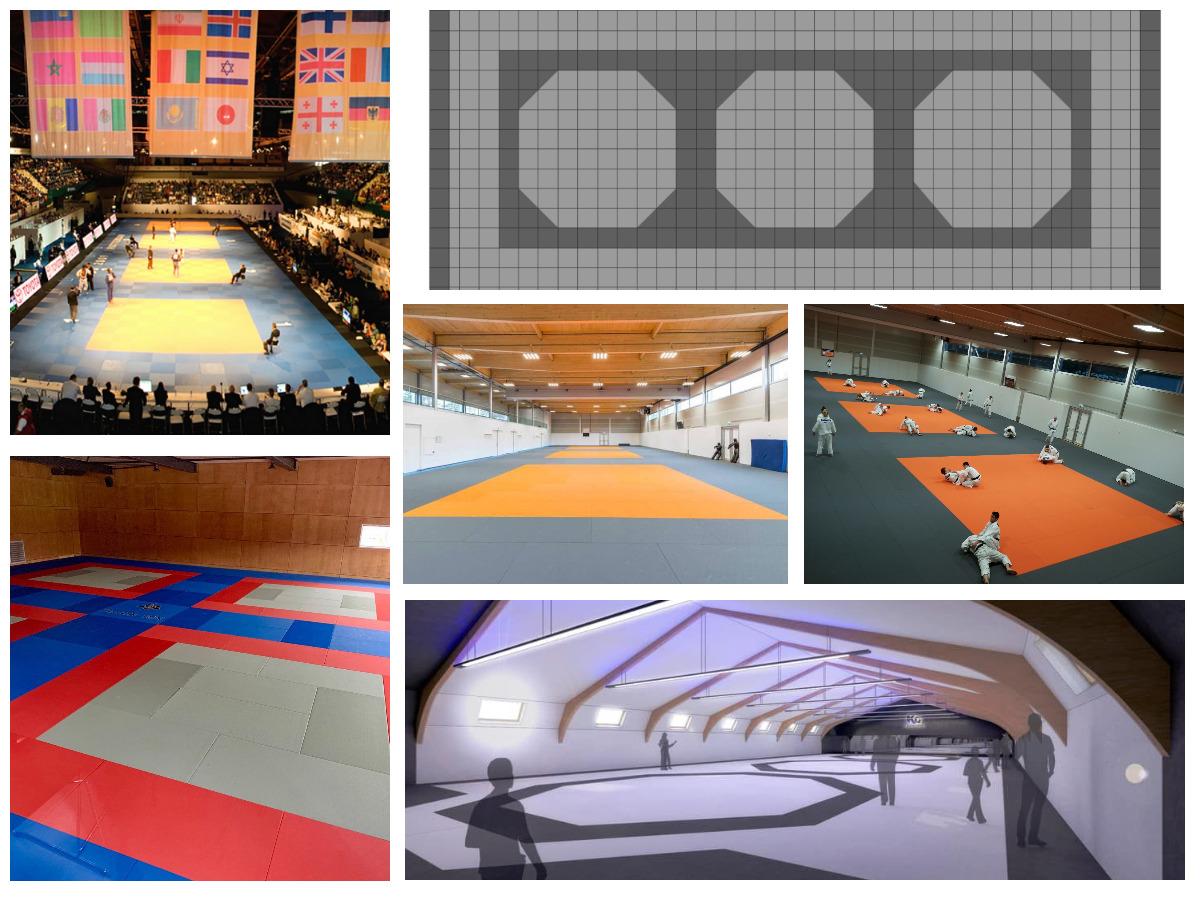 Sportmatten van Nihon Sport; trots op recente projecten!