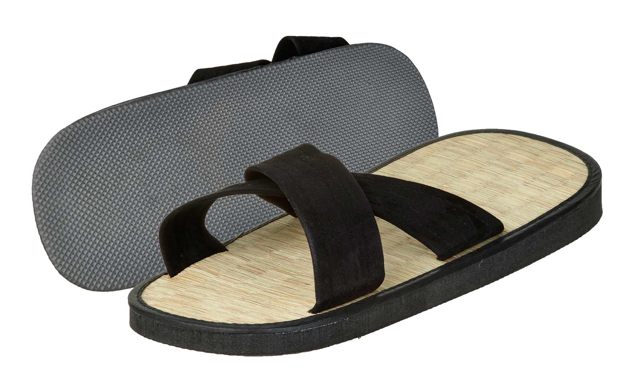 Japanse zori slippers Nihon | rijststro | maat 32 – 45