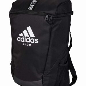 Adidas rugzak Judo | zwart-wit | 3 maten